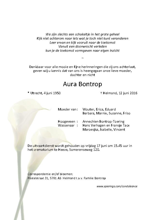 Aura Bontrop